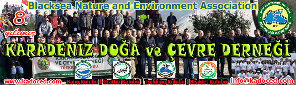 Karadeniz Doğa ve Çevre Derneği | Blacksea Nature and Environment Association
